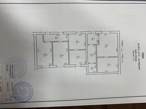 Оренда офісу 90 м2 Ужгород Радіщева1