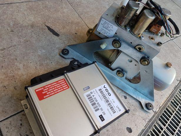 Clk cabrio Mercedes bomba motor centralina hidráulico modulo cabriolet