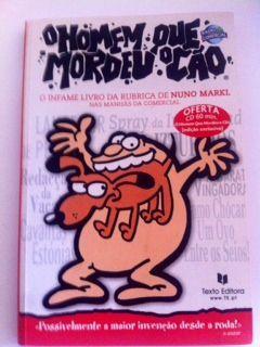 """Livro """"O Homem que mordeu o cão"""" (Rádio Comercial)"""