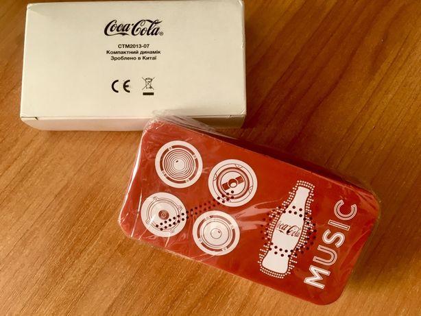 """Колонка от """"Coca-Cola"""" ЛИМИТИРОВАННАЯ"""