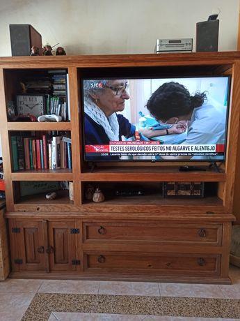 Móvel TV rústico