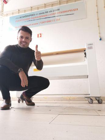 Calandra ocasião lavandaria Self-service lares e hospitais industrial