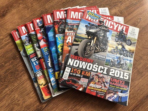 Miesięcznik, gazeta, czasopismo Motocykl
