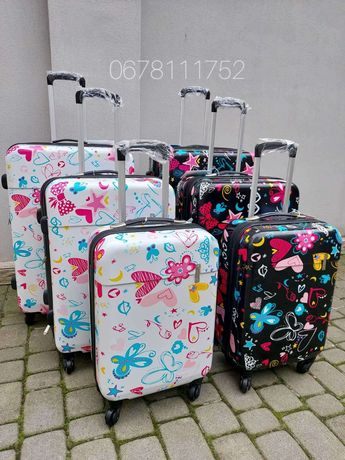 SNOWBALL 55203 Франція валізи чемоданы сумки на колесах