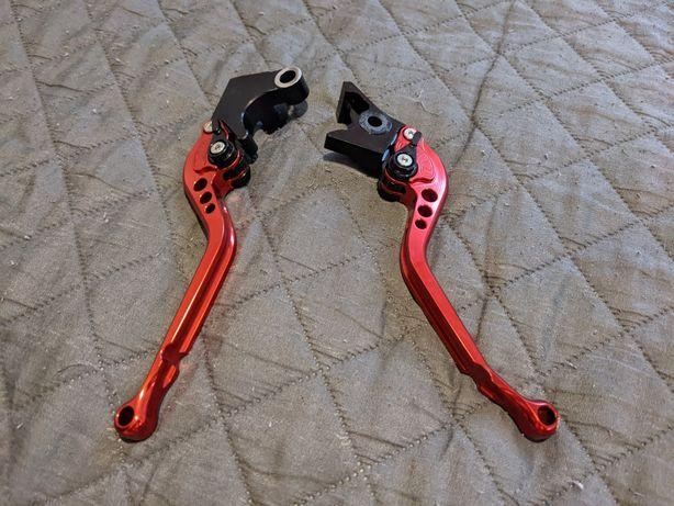 Klamki regulowane Honda CB650f