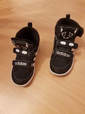 Buty adidas kotki r. 25