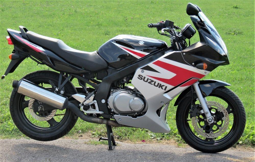 Suzuki GS 500 F oryginalny lakier kat.A2 Zambrów - image 1