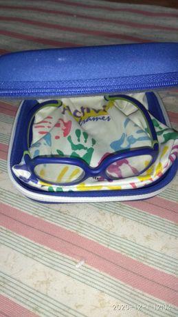 Оправа для очков детская, силикон
