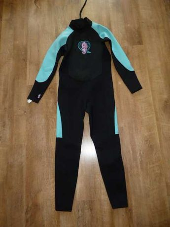 Yello гидрокостюм , размер М, подводный костюм, UPF 50+ хорошо тянется