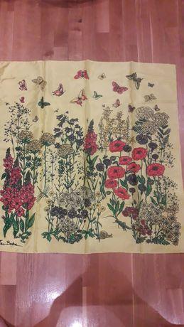 Весняний шовковий платок