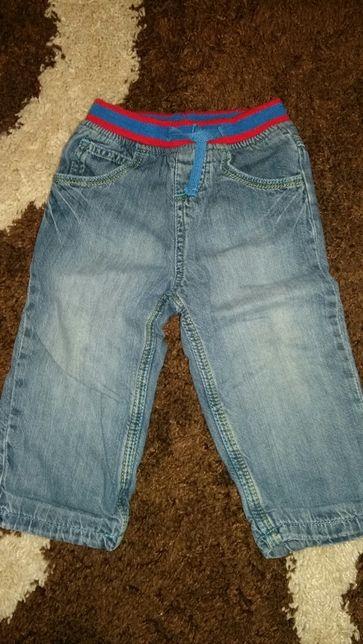 Штаны джинсы на подкладке