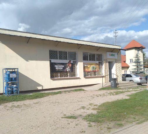 Lokal handlowy na sprzedaż 109m2, BORAWSKIE gm. OLECKO