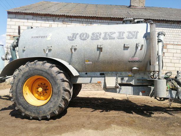 Beczkowóz Joskin komfort 11000