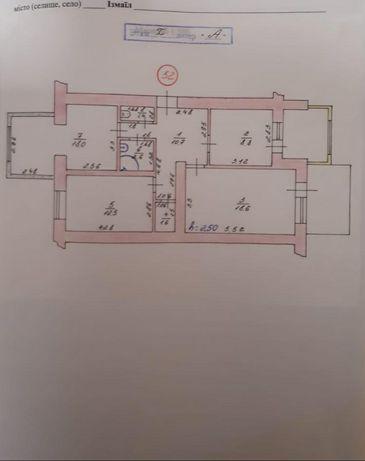 Продам 3 комнатную Киевского пр кт
