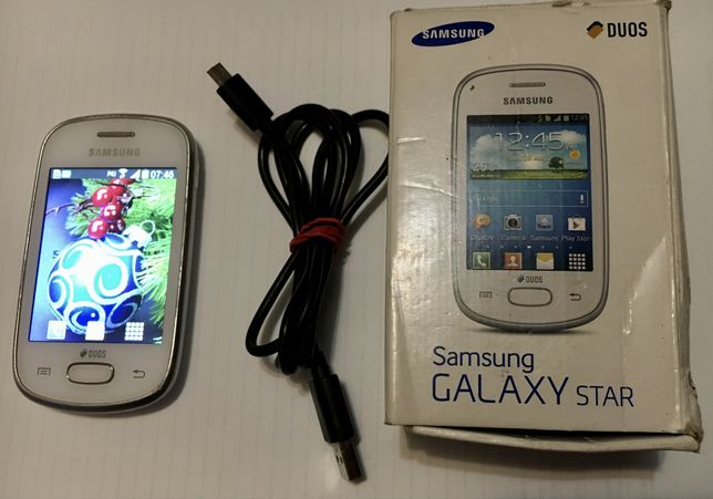 Samsung GALAXY Star GT-S5282 duos
