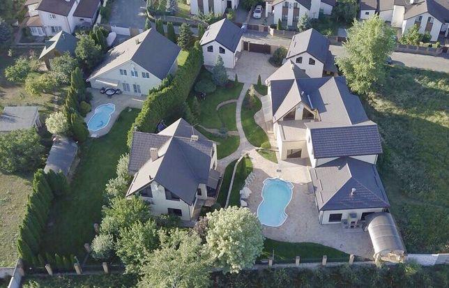 Домовладение из 5 домов 521 кв.м. и 47 сот.