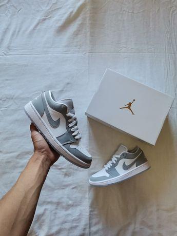 Air Jordan 1 Low Wolf Grey