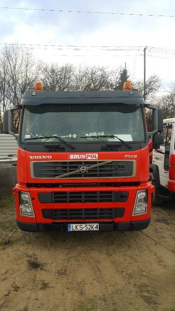 Samochód ciężarowy VOLVO FM 9 340 rezerwacja
