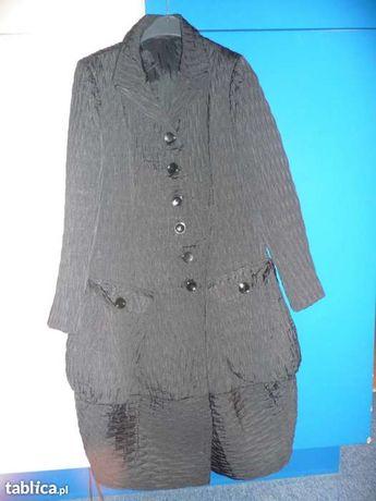 Płaszcz jesienny damski - rozmiar 38