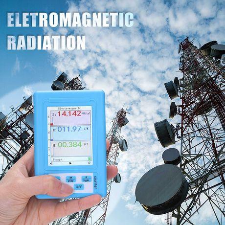 BR-9A детектор электромагнитного излучения