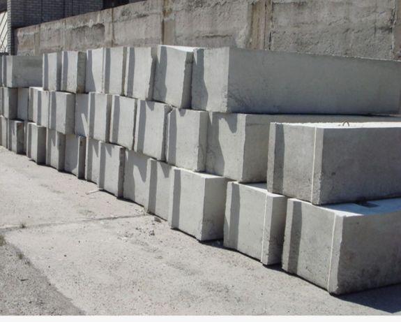 Фундаментні блоки, ФБС