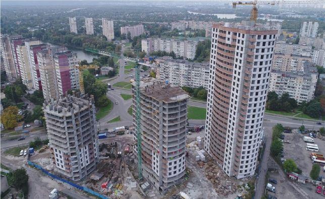 """ЖК """"Радужный"""" продам 3к квартиру Кибальчича 2 новый дом без %"""