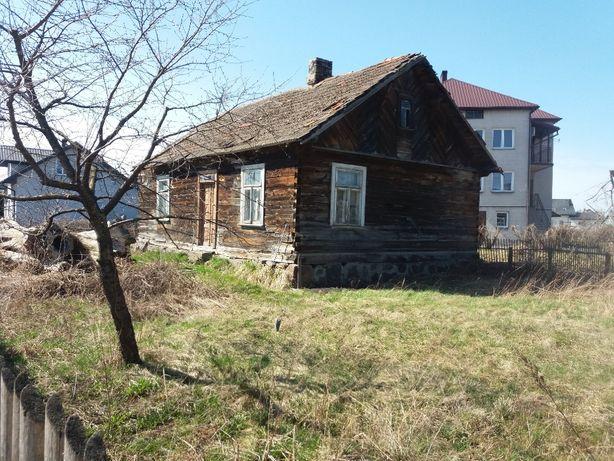 Rozbiórka domu drewnianego oddam za darmo