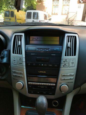 Магнітола оригінал до Lexus RX300 2005 рік