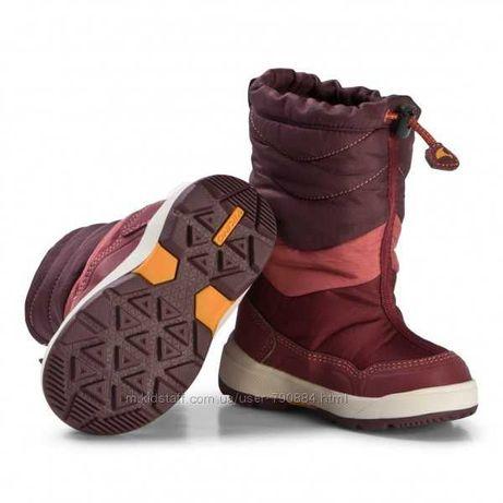 Зимние теплые термо ботинки сапоги Викинг Viking Gore-tex, р.32, 20см