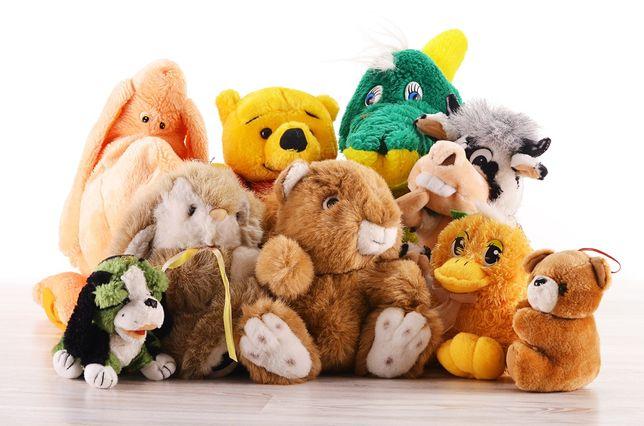Pluszaki - Zabawki do Łapa Szczęścia i nie tylko