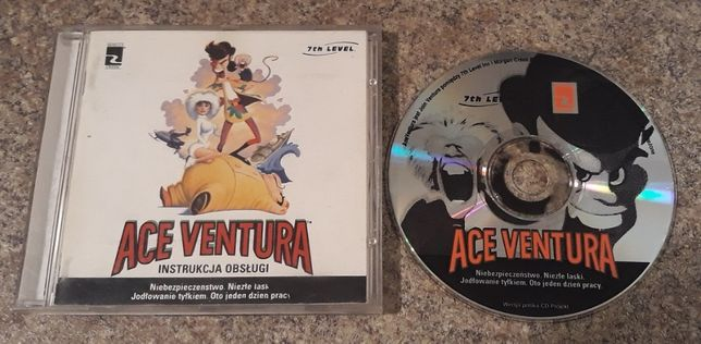 Ace Ventura PC PL - Wydanie z Big Boxa