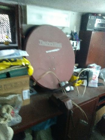 Dekoder tv sat Ferguson + Antena tv sat