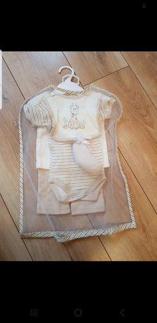 Zestaw prezentowy ubranko