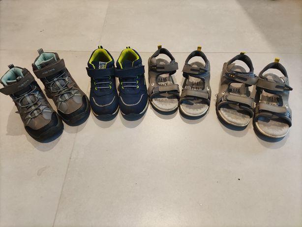 Buty dziecięce od 29 do 32