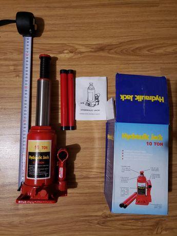 Домкрат гидравлический бутылочный Hydraulic Jack 10Т 200-385мм