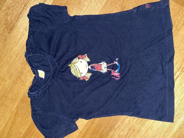 Детская футболка 116 см.
