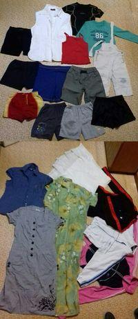 Бесплатно и цена Футболка шорты блузка сарафан штаны кофта платье юбка