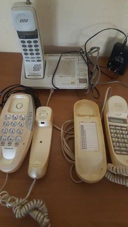 Telefony stacjonarne.