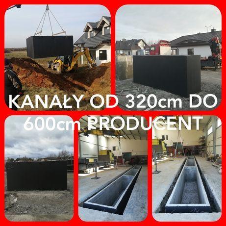 Kanał Samochodowy 350/120/170 Producent Cała Polska Tanio