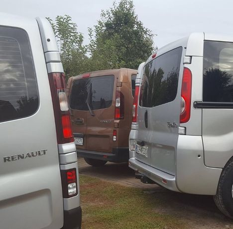 Poniedziałek do Polski, transport , międzynarod Przewóz osób