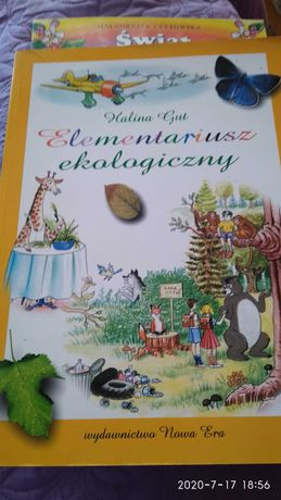 Elementarz Ekologiczny kl. 1-3