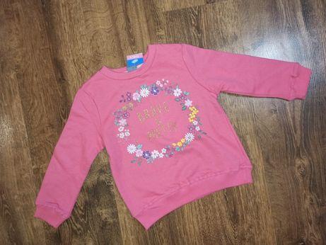 Pepco Теплая кофта кофточка для девочки 3-4 лет(104)