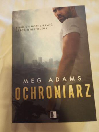 Meg Adams Ochroniarz