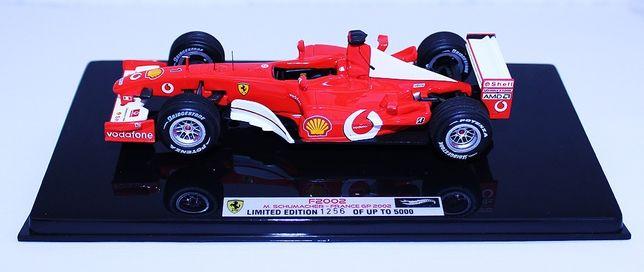 Модель Ferrari F1 F2002 M.Schumacher - France GP 2002