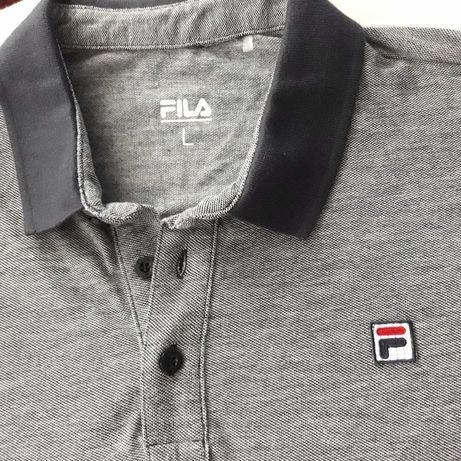 Оригинал.Fila,Columbia Футболка поло.Новые.р-р 48.цвет серый,синий.