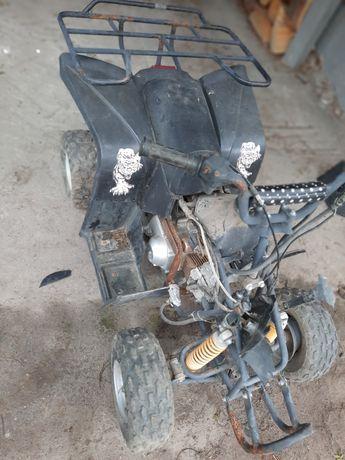 Silnik od Quad 50cm na czesci silnik ok