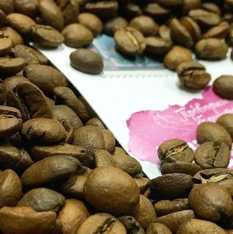 САМАЯ низкая цена! Арабика Бразилия Сантос от 149 гривен за 1 кг! кофе