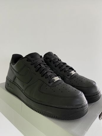 Nike Air Force 1 Low All Black 42,5