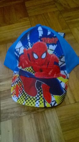 Chapéus do homem aranha novos.