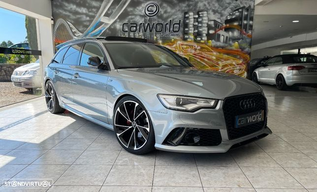 Audi A6 Avant 2.0 TDi Business Line Multitronic